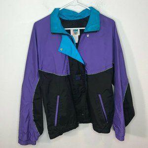 InSport Full Zip Waterproof Jacket Windbreaker L